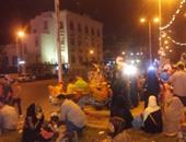 بالصور.. استمرار توافد المواطنين على الحدائق بالغربية احتفالا بالعيد