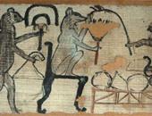 """مفاجأة..الفراعنة أول من اخترعوا شخصيتى """"توم وجيرى"""" قبل أكثر من 3300 سنة.. 5 علماء مصريات من بريطانيا فى """"معجم الحضارة المصرية"""": المصريون أول من رصدوا الصراع المحتدم بين القط والفأر فى رسم كاريكاتيرى"""