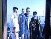 بالصور.. البابا تواضروس يصل القاهرة قادما من لبنان بعد رحلة استغرقت 3 أيام