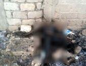بالصور..جثة متفحمة وسيارات مدمرة للعناصر الإرهابية عقب غارات جوية بسيناء