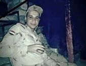 ننشر أول صورة لشهيد القوات المسلحة بأحداث سيناء فى الشرقية