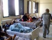 """تسمم 14 شخصا من أسرة واحدة نتيجة تناولهم وجبة """"ملوخية"""" فى المنوفية"""