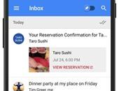 جوجل تطلق ميزة جديدة بتطبيق Gmail تسهل الاستخدام وتوفر الوقت