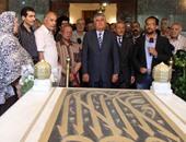عبد الحكيم عبد الناصر: الزعيم يظل فاعلا فى كل ما يدور بمصر والعالم العربى