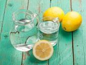 لو بشرتك حساسة استخدمى المياه بالليمون