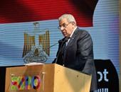 """""""محلب"""" و3 وزراء فى الإسماعيلية اليوم لمتابعة استعدادات افتتاح قناة السويس"""