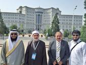 الرابطة العالمية للأزهر بدمياط تشارك فى مؤتمر تصدى الإسلام للتطرف بطجكستان