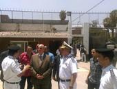 مدير أمن القاهرة يتفقد تأمين مدارس الثانوية ويطالب بمنع التكدسات المرورية