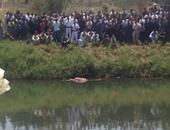 غرق أب وابنه واثنين آخرين أثناء السباحة فى النيل بأسوان