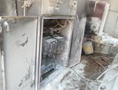 السيطرة على حريق فى كابل كهرباء بالمريوطية دون إصابات