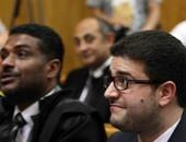 """إدراج """"أسامة والشيماء"""" نجلا المعزول محمد مرسى بقائمة الإرهاب"""