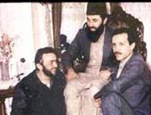 صورة نادرة تجمع أردوغان والغنوشى تحت أقدام حكمتيار لدعم أمراء الحرب لصالح أمريكا