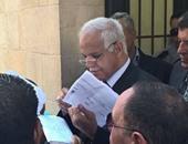 محافظ القاهرة يأمر بإزالة الدعاية الانتخابية والمبانى المخالفة بعين الصيرة