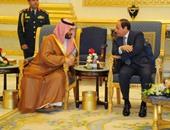 محمد بن سلمان وأمير تبوك يهنئان الرئيس السيسي بعيد الفطر
