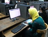 إقبال كثيف على معامل جامعة القاهرة فى آخر أيام المرحلة الأولى للتنسيق