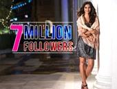 """سونام كابور تتخطى الـ7 ملايين مشارك بصفحتها على """"تويتر"""""""