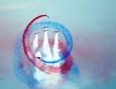 القوات الجوية الفرنسية تشارك فى استقبال مهرجان الجاز بعروض جوية
