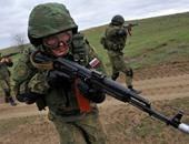 مناورات عسكرية روسية فى مناطق عدة من روسيا