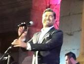 حضور جماهيرى كبير بحفل وائل كفورى فى مهرجان جرش