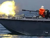 زوارق بحرية إسرائيلية تستهدف مراكب الصيادين فى بحر غزة