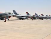 القوات الجوية تحتفل بانتهاء التطوير بإحدى قواعدها بالتعاون مع الولايات المتحدة