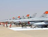 موجز الساعة 6.. وزير الدفاع يشهد مراسم الاحتفال بانضمام 8 مقاتلات إف 16