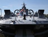 بالصور.. أقوى المعدات العسكرية البحرية الروسية فى معرض سان بطرسبورج الدولى السابع