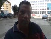 """بالفيديو.. المواطن أحمد الفيومى لرئيس جهاز 6 أكتوبر:""""عاوزين حل لمشكلة المجارى"""""""