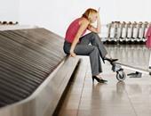فى المطار..5 خطوات لو شنطتك تأخرت..أهمها التواصل مع مندوب الخدمة