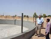محافظ قنا يتفقد إنشاء أحواض المزرعة السمكية بتكلفة 3 ملايين جنيه