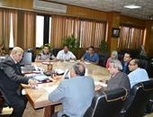 محافظ الإسماعيلية يؤكد ضرورة تفعيل دور مركز إدارة الأزمات والكوارث