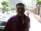 """بالفيديو..مواطن لرئيس حى شبرا:""""بندفع فلوس الزبالة ومبتتشالش"""""""