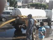 شركة مياه القناة: الانتهاء من تطهير الصرف الصحى بمنطقة الشيخ زايد بالإسماعيلية