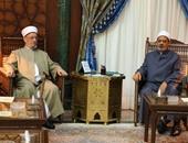 شيخ الأزهر: العراق فى حاجة لتضافر كل القوى والفصائل لوقف نزيف الدم
