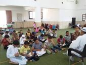 زيادة الإقبال على مدرسة المسجد الجامع بالإسكندرية فى الأسبوع الخامس