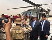 """عبد ربه منصور يرأس اجتماعا استثنائيا لمستشاريه بحضور رئيس""""المشاورات"""""""