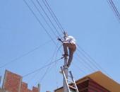"""""""الكهرباء"""" ترد على مصرع مواطن فى الأقصر..الوفاة حدثت أثناء السرقة"""