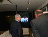 وزير الخارجية المصرى يُشاهد نهائى اليورو مع نتنياهو فى القدس