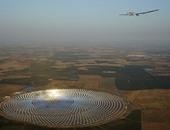 طائرة سولار إمبالس2 العاملة بالطاقة الشمسية تغادر إسبانيا إلى مصر