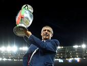 إنجاز تاريخى ينتظر فيرناندو سانتوس مع البرتغال
