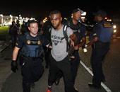الشرطة الأمريكية تعتقل 117 محتجا بمحيط موقع بناء خط أنابيب فى نورث داكوتا
