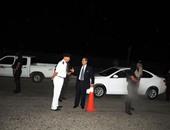 بالصور.. مدير أمن مطروح يتفقد الأكمنة المرورية وضبط 474 مخالفة