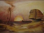 صحافة المواطن: شاهد جمال مصر فى لوحات تشكيلية للقارئ أحمد محروس