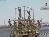 مدير معهد ضباط الصف: مصر بجيشها وشعبها ستعلو فوق كل مخادع وخائن وجبان