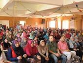 """انطلاق فعاليات منتدى الحوار الوطنى للشباب """"لقاء العاصمة"""" بمحافظة جنوب سيناء"""