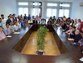 رئيس جامعة دمنهور: نمثل مصر لأول مرة فى المعسكر الصيفى بجامعة بلجوراد بروسيا