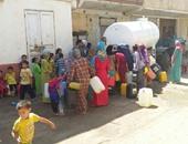 انقطاع المياه لمدة 12 ساعة عن مدينة العريش بسبب الصيانة غدا