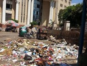 صحافة المواطن: تراكم القمامة والمخالفات أمام محكمة كفر الزيات فى الغربية