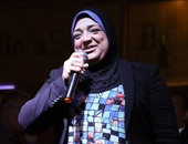 """نائبة برلمانية للمحتفلين بسيدى جابر:""""الرئيس بيراهن عليكوا أوعوا تزعلوا مصر"""""""