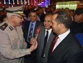 محافظ البحيرة يشارك فى احتفالات ذكرى ثورة 30 يونيو